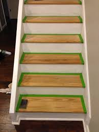Refinishing Basement Stairs Chic Meets Healthy Refinishing Basement Stairs Part 1