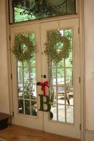 Best 25 Double door wreaths ideas on Pinterest