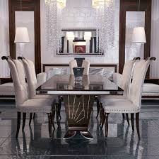 incredible luxury dining table chairs luxury dining room furniture designer brands luxdeco stylish igf