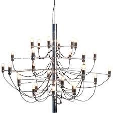 gino sarfatti chandelier vintage chandelier by gino sarfatti 30 light chandelier