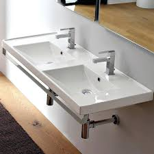bathroom sink with overflow bathroom sink overflow drain smell