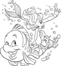 Small Picture Disney Princesses Coloring Page Free Download