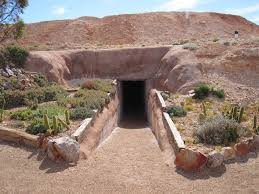 Subterranean House To Escape Heat Of Central Australia Another Coober Pedy