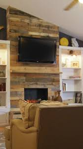 pallet wood wall fireplace. from side fireplace left whole right imgp3105 pallet wood wall e