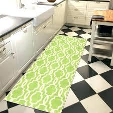 kitchen rug ideas runner rugs for kitchen brilliant yellow kitchen rug runner with best lime green
