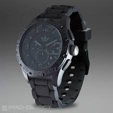adidas originals newburgh watch select accessories black adidas originals newburgh watch black