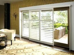 outstanding 8 foot sliding glass door 8 foot sliding patio door with blinds how much does