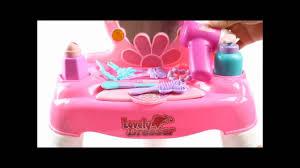 kids choice luxurious kid s beauty vanity set ebay