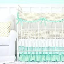 dot crib bedding minky
