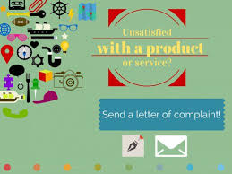 how to write an effective letter of complaint to a company step letter or email