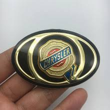 chrysler car logo. 1pcs car logo for chrysler 300c mopar front grille grill bonnet emblem auto golden gold acrylic badge sticker headstock r