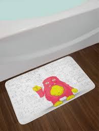 kids bath rug east urban home funny kids bath rug wayfair