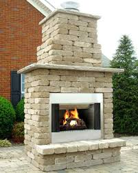 Modular Outdoor Kitchens Lowes Nice Outdoor Fireplace Kits Lowes How To Design Outdoor