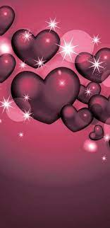 Heart wallpaper, Butterfly wallpaper ...