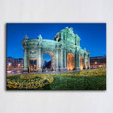 Large Living Room Paintings Online Get Cheap Madrid Painting Aliexpresscom Alibaba Group