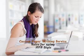 apa style referencing customised papers by writing service assignment writing service rules for using apa style