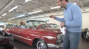 1963 Chevrolet Impala SS409 Convertible for sale with test drive ...