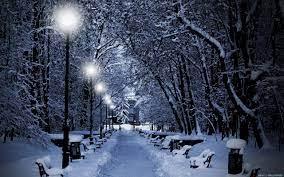 Snow Night Wallpapers - Top Free Snow ...