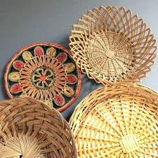 woven basket wall art wall hanging wicker baskets 8 wall hanging baskets wicker basket wall art woven wall basket rattan