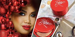 the mac x patrick starrr holiday collection is an actual christmas fantasy