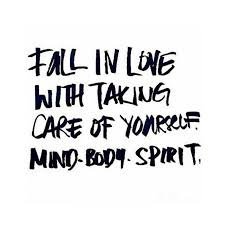 Take Good Care Of Yourself Quotes Best Of Fall In Love With Taking Care Of Yourself The Red Fairy Project