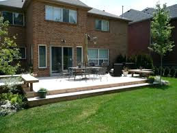 floating deck blocks how to build a ground level deck with deck blocks low wood deck