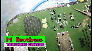 Nokia 1280 Light Ic Jumper Nokia 1280 C1 C2 1616 Lcd Light Jumper Solution Very Easy Ways 100