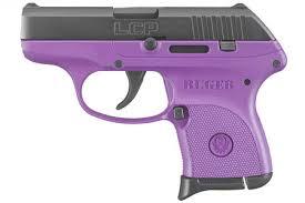 lcp 380 acp black purple lady lilac