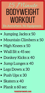 12 fun cross training workout ideas for