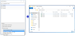 How To Export And Save Each Worksheet As Separate New Workbook In Excel