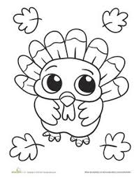 turkey body coloring pages. Fine Pages Free Thanksgiving Coloring Pages And Printable Activity Sheetsu2013Entertain  Kids With These Fun Interactive Free Coloring Pages For Kids Including Crafts  For Turkey Body S