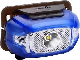 <b>Фонарь налобный Fenix HL15</b>, синий — купить в интернет ...