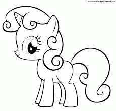 Mlp Coloring Pages Rainbow Dash Filly Which Of The Mane Six As