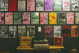 vinyl records are nostalgic and can be easily used in modern or vintage decor they are tactile and have a unique depth of sound  on wall art using vinyl records with using vinyl records as part of a vintage decor all about interiors