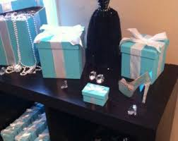 45 Best Tiffany U0026 Co Theme Baby Shower Images On Pinterest Tiffany And Co Themed Baby Shower