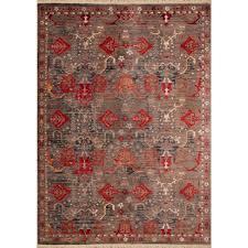 united weavers monaco st martin garnet 5 ft x 8 ft area rug