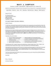 6 Graphic Design Cover Letters Trinity Training