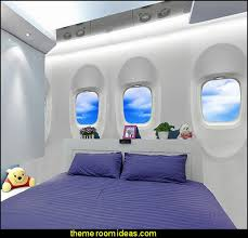 Airplane Themed Bedroom Ideas