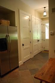 5 panel wood interior doors. Old Home Interior | We Used A 4 Panel Recessed Door. I Wanted 5 Wood Doors
