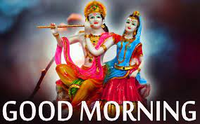 Radha Krishna Good Morning Images Free ...