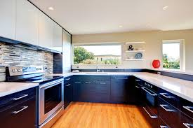 black kitchen cabinets in madison wi