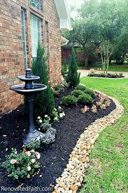 Design Your Own Front Garden Diy Landscape Design Want To Save Money By Landscaping