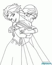 She lives in the palace in. Frozen Free Printable Coloring Pages For Kids