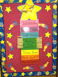 Classroom Behavior Chart Miss Hansens First Grade Class