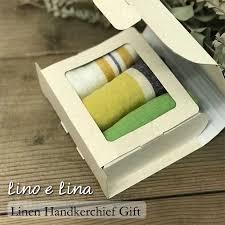 lino e lina lee noe lena handkerchief lady s men s gift present stylish large size ceremonial occasion wedding ceremony set pe gift resignation