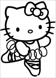 Hello Kitty Da Colorare Per Bambini Con 72 Disegni Da Colorare Di