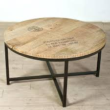 home coffee table round wood tables shine your light large wildon emma