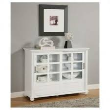 white buffet cabinet. Modren Cabinet Buffet Cabinet With Glass Doors 3 For White Cabinet U