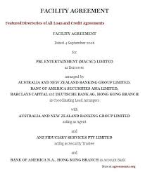 Contract Credit Sample Agreement Template Letter Templates – Onbo Tenan