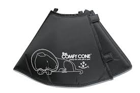 Comfy Cone The Original Soft Pet Recovery Collar With Removable Stays